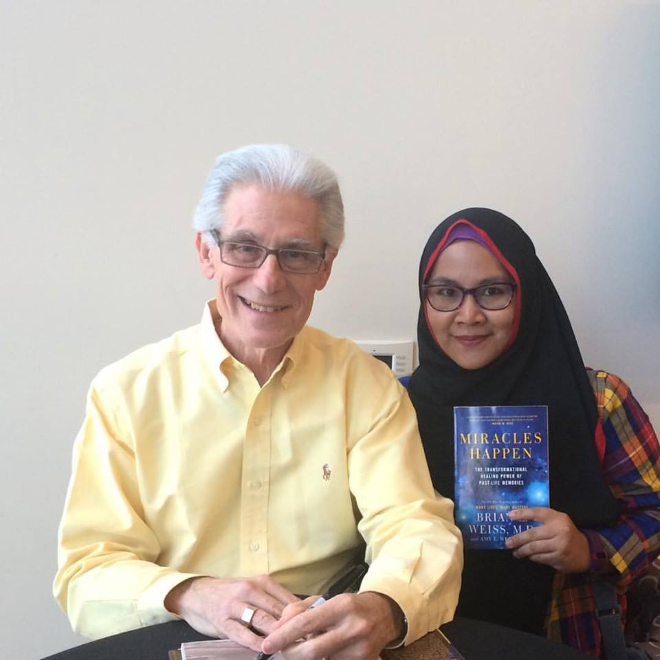 With Brian Weiss